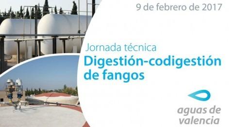 debate digestión-codigestión fangos generar energía limpia