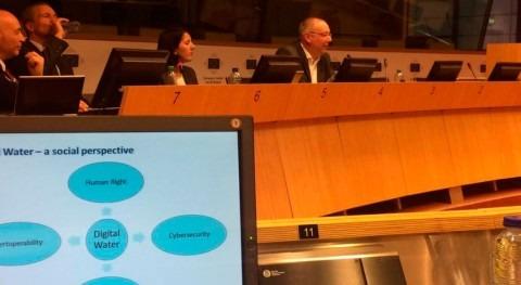 Soluciones digitales hacer frente desafíos mundiales agua