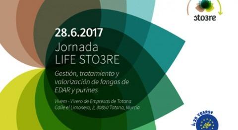 Jornada proyecto europeo LIFE STO3RE