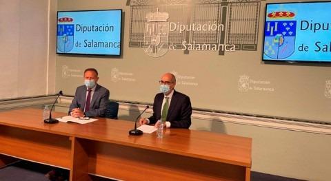 Salamanca invertirá 5,5 millones euros depuradoras agua municipios más pequeños
