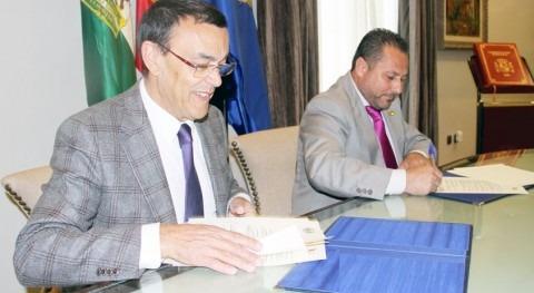 Diputación Huelva apoya XIII Congreso Nacional Comunidades Regantes
