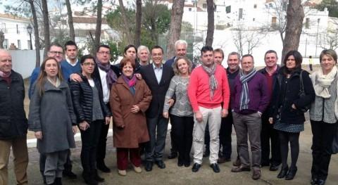 Diputación Huelva mediará entere Gobierno central y Junta Andalucía promover regadíos Andévalo