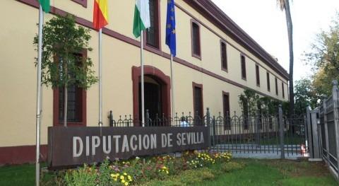 Diputación Sevilla promueve apoyo grupos políticos petición tarifas eléctricas justas regadío