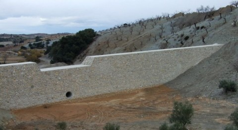 Lucha inundaciones valle Guadalentín: Más 9 millones euros 4 años
