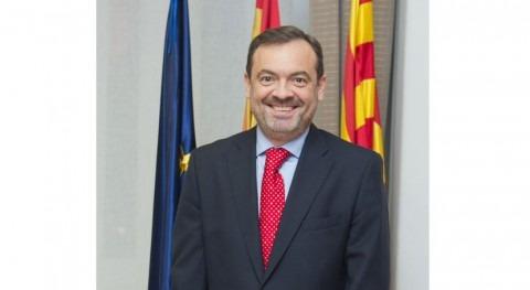 Feria Zaragoza ratifica como director general Rogelio Cuairán