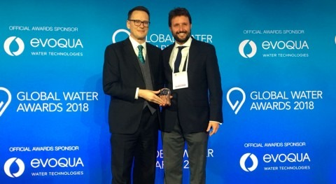 Schneider Electric, distinguida Global Water Awards soluciones smart sector