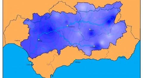 cuenca Guadalquivir registra 37% más lluvias noviembre que pasado año