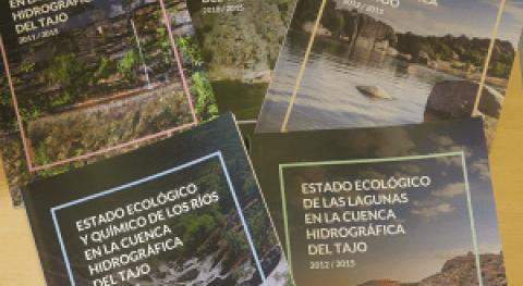 CH Tajo publica serie dedicada calidad aguas