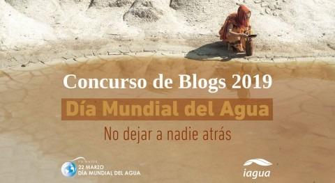 Todos ganadores Concurso Blogs Día Mundial Agua: Tú puedes ser siguiente