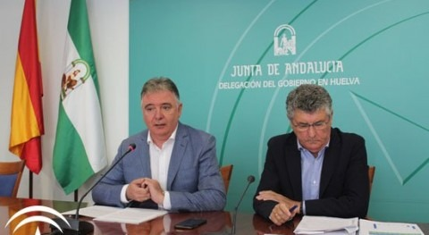Andalucía invertirá Huelva 62,5 millones infraestructuras agua próximos 4 años