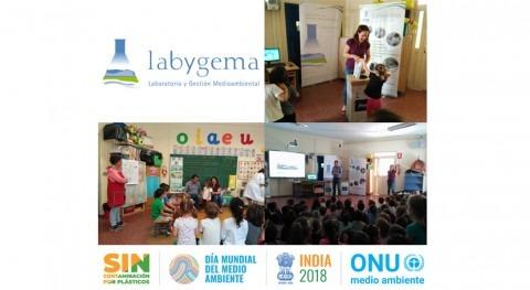 LABYGEMA celebra Día Mundial Medio Ambiente
