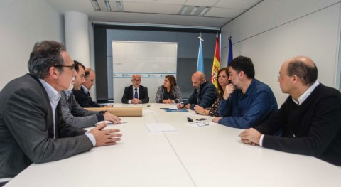 estudio impacto ambiental dragado ría Pontevedra, más cerca