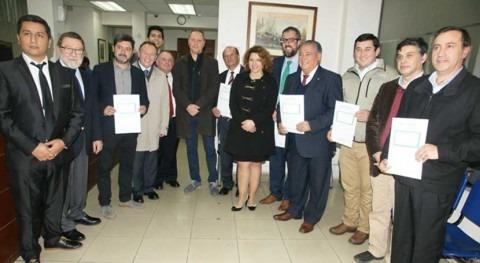 municipio chileno Pucón realiza donación derechos aprovechamiento aguas