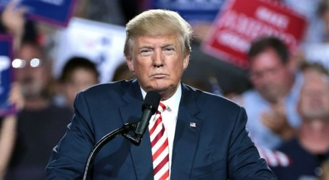 presidente Trump firma ley mejora infraestructuras agua