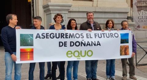 EQUO propone acuerdo largo plazo blindar Doñana