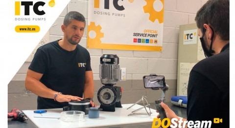 ITC conecta y refuerza vínculo clientes mediante DOStream