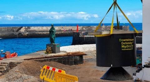 Drenatura finaliza instalación separadores hidrodinámicos tratar aguas escorrentías