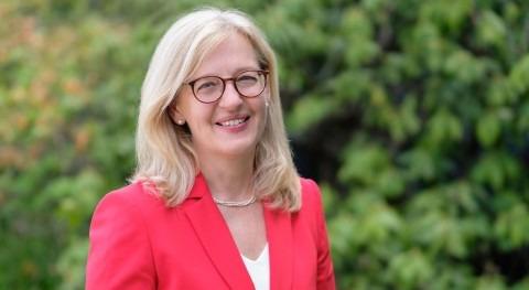 """Claudia Castell-Exner (EurEau): """" agua debe ser prioridad agenda política"""""""