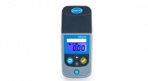 Hach presenta nuevo Pocket Colorimeter DR300