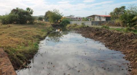 Panamá avanza dragado y limpieza cauces provincia Herrera