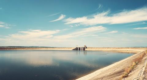 Control algas embalses agua cruda