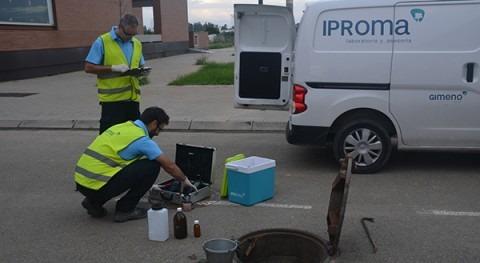 Instituto Aragonés Agua adjudica IPROMA trabajos inspección vertidos