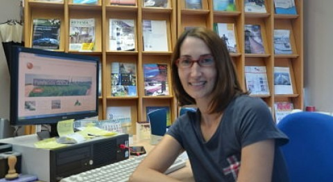 Entrevista Fátima Sánchez, trabajadora CENTA