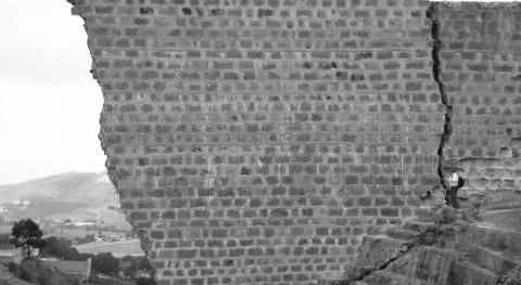 Visita rotura Presa Granadillar y otras obras hidráulicas historia