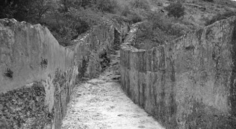 Canales y tuberías norte Gran Canaria: auténticos trasvases