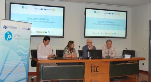 ITC y ULPGC ponen marcha curso posgrado desalación y uso energías renovables