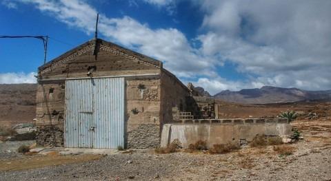 profundidad pozos Arinaga: expresión aquella agricultura