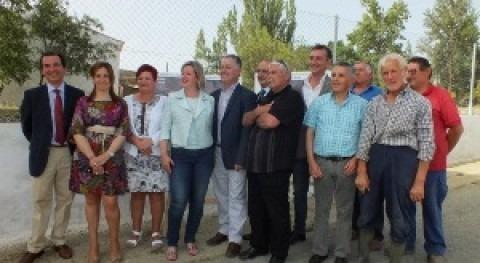 Obras Aguas Guadix reducir impacto medioambiental