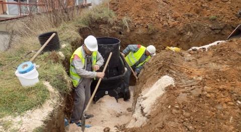 Eptisa mejora red alcantarillado municipio Kichevo Macedonia Norte