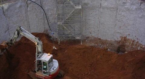 Excavaciones profundas y agua subterránea