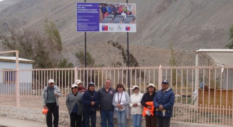 Chile instalará duchas termosolares comunidad Indígena Diaguita Chanchoquin Grande