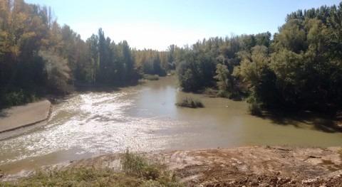 CHD ha realizado 23 actuaciones conservación y mejora cauces Burgos último año
