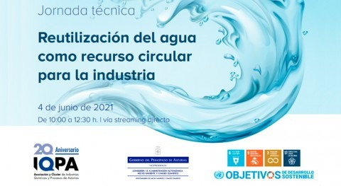 industria asturiana, favor reutilización agua procesos