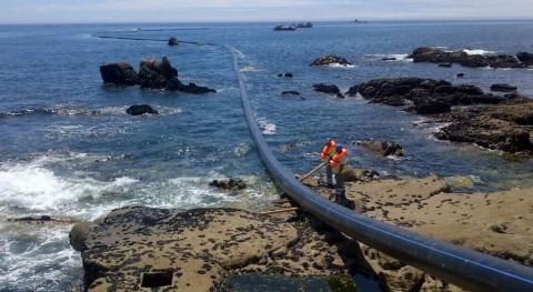 Augas Galicia mejorará funcionamiento EDAR Ribeira