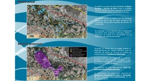 Ebro Resilience organiza cuarto taller abierto población, tramo Osera Ebro-Fuentes Ebro