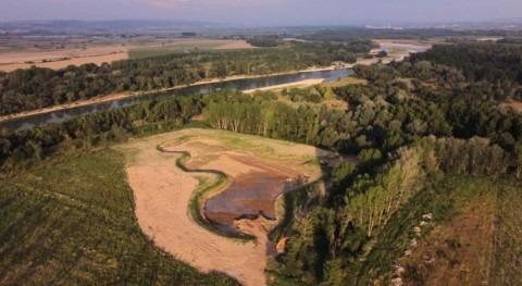 busca reducción riesgo inundación eje Ebro marco Ebro Resilience