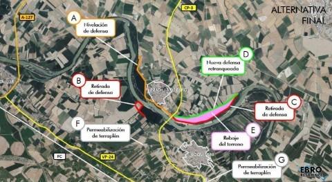 Nuevo taller deliberativo estrategia Ebro Resilience, tramo Pradilla Ebro-Boquiñeni