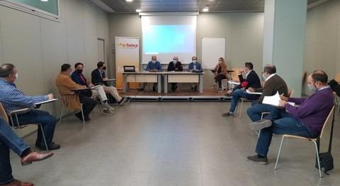 Presentan municipios estudio detalle Tramo 8 Estrategia Ebro Resilience