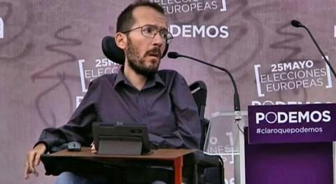 Pablo Echenique (Wikipedia/CC).