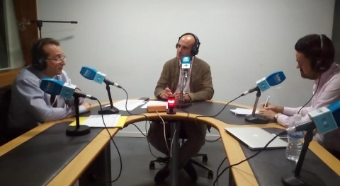 Hablando sequía y gestión agua programa radio Ecogestiona