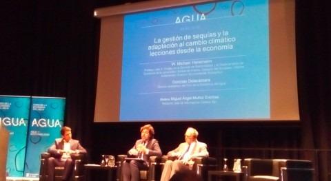 Reflexiones debate VII Foro Económico Agua