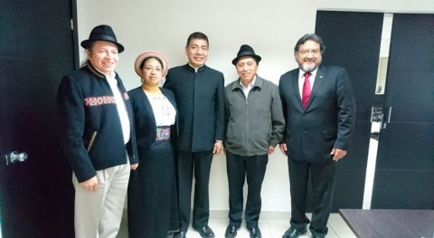 Ecuador y Bolivia se reúnen cooperar gestión integrada recursos hídricos