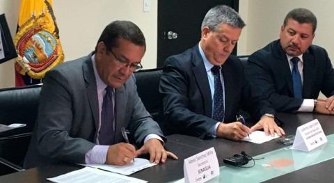 Ecuador une esfuerzos empresas internacionales desarrollo sector hídrico