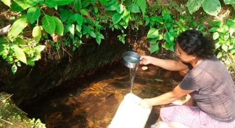 mujeres Ecuador fortalecen liderazgo gestión agua y saneamiento