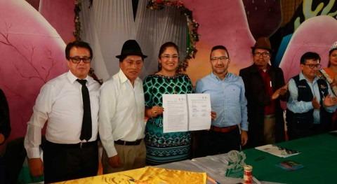 Ecuador ejecutará plan alcantarillado y tratamiento aguas
