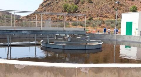 Licitado 1,2 millones redacción 12 proyectos depuración y saneamiento Jaén